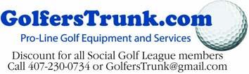 Golfer's Trunk